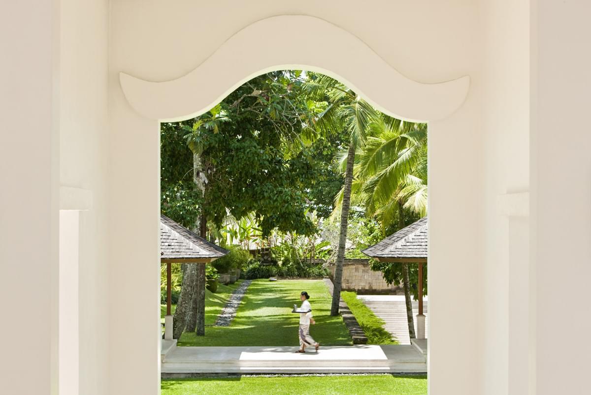 巴厘岛乌布科莫香巴拉别墅<br/>Como Shambhala Estate