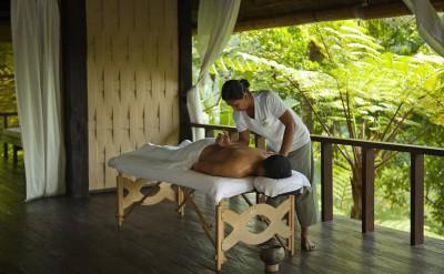CSE Treatment Pavillion massage