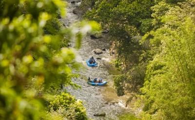 CSE Ayung River Rafting