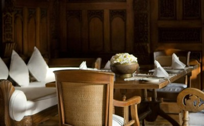 CSE Kudus House interior detail