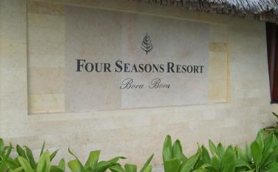 Bora Bora Four Seasons Resort 1
