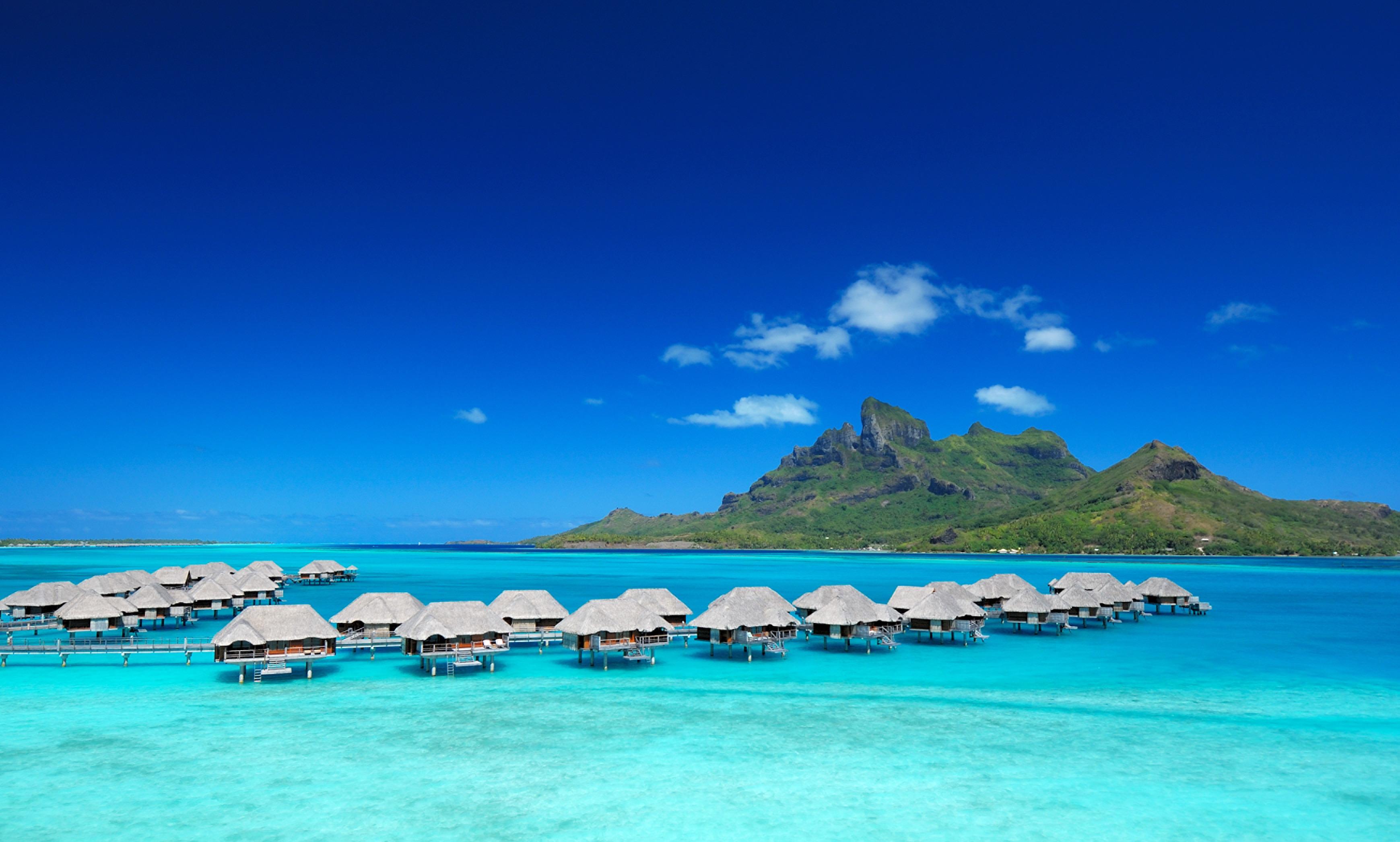 波拉波拉岛四季度假酒店<br/>Four Seasons Resort Bora Bora