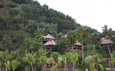 Bora Bora Nui Resort & Spa Hillside Bungalow 1