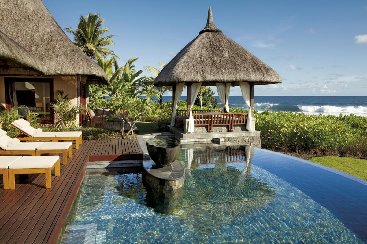 毛里求斯香提莫里斯-尼拉度假村<br/>Shanti Maurice – A Nira Resort