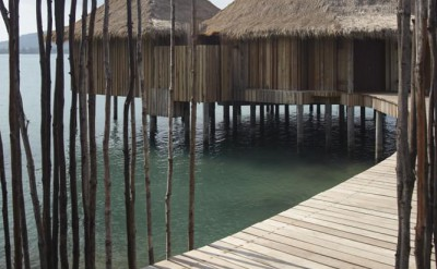 early morning behind 2 bed overwater villa_1379