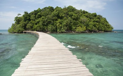 the bridge to Koh Bong (other island at Song Saa)_MG_3013