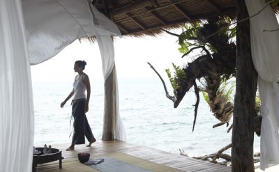 yoga in a spa villa sala_9966