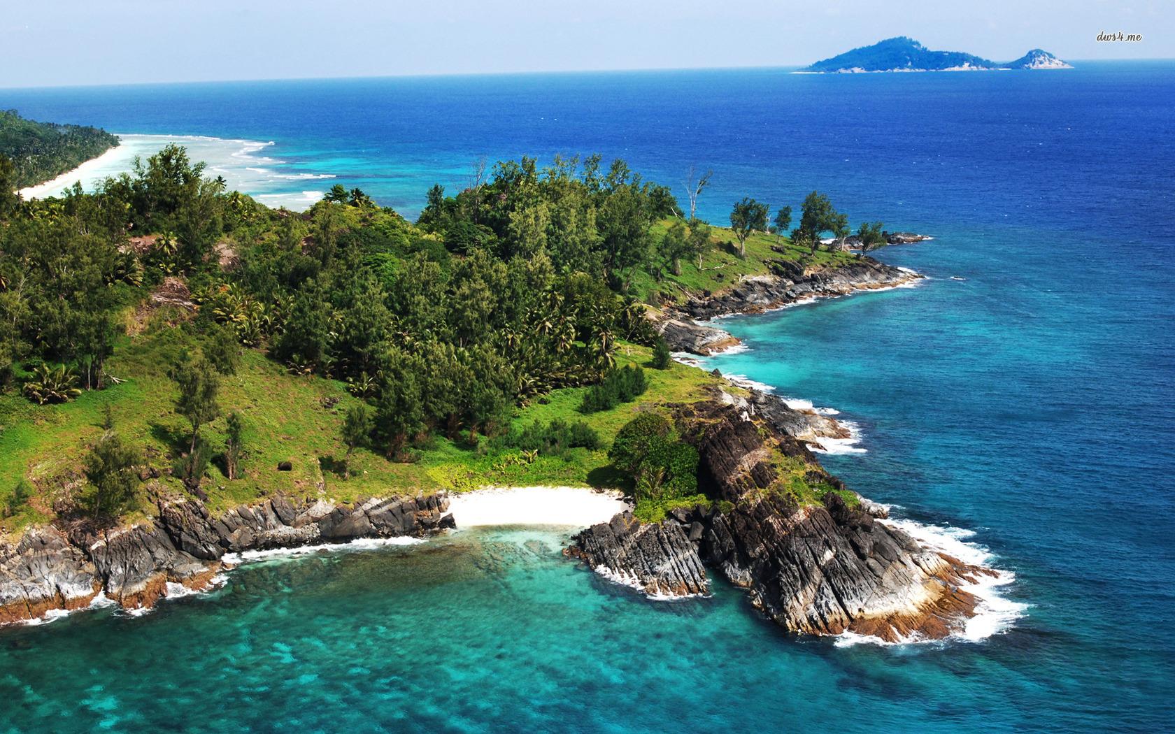 塞舌尔斯尔豪特岛<br/>Silhouette Island, Seychelles