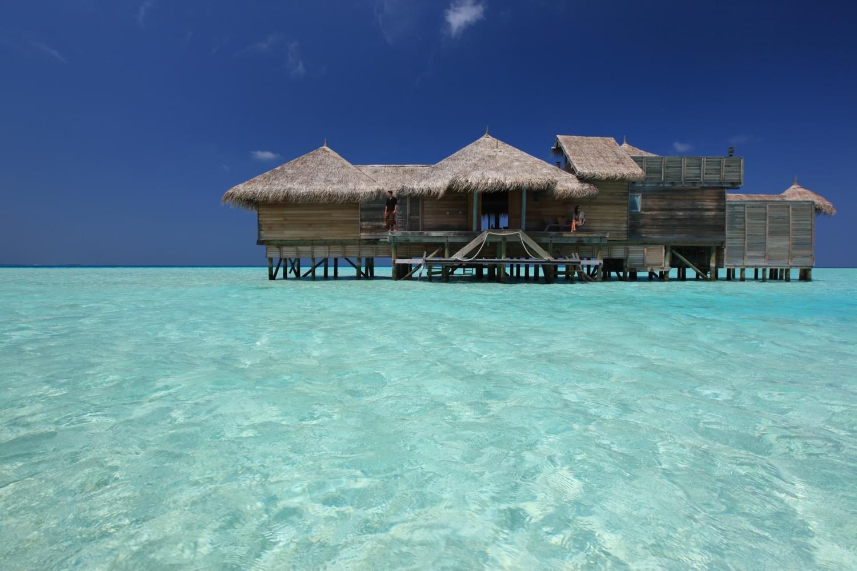 马尔代夫绮丽岛<br/>Gili Lankanfushi