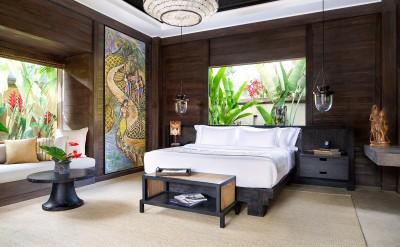 1Bedroom Villa Bedroom