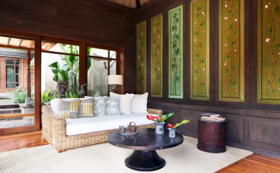 1Bedroom Villa Living Room