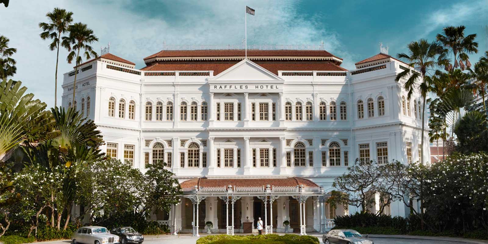 新加坡莱佛士 Raffles Hotel Singapore