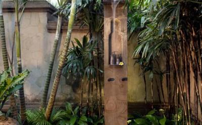 Villa Outdoor Shower