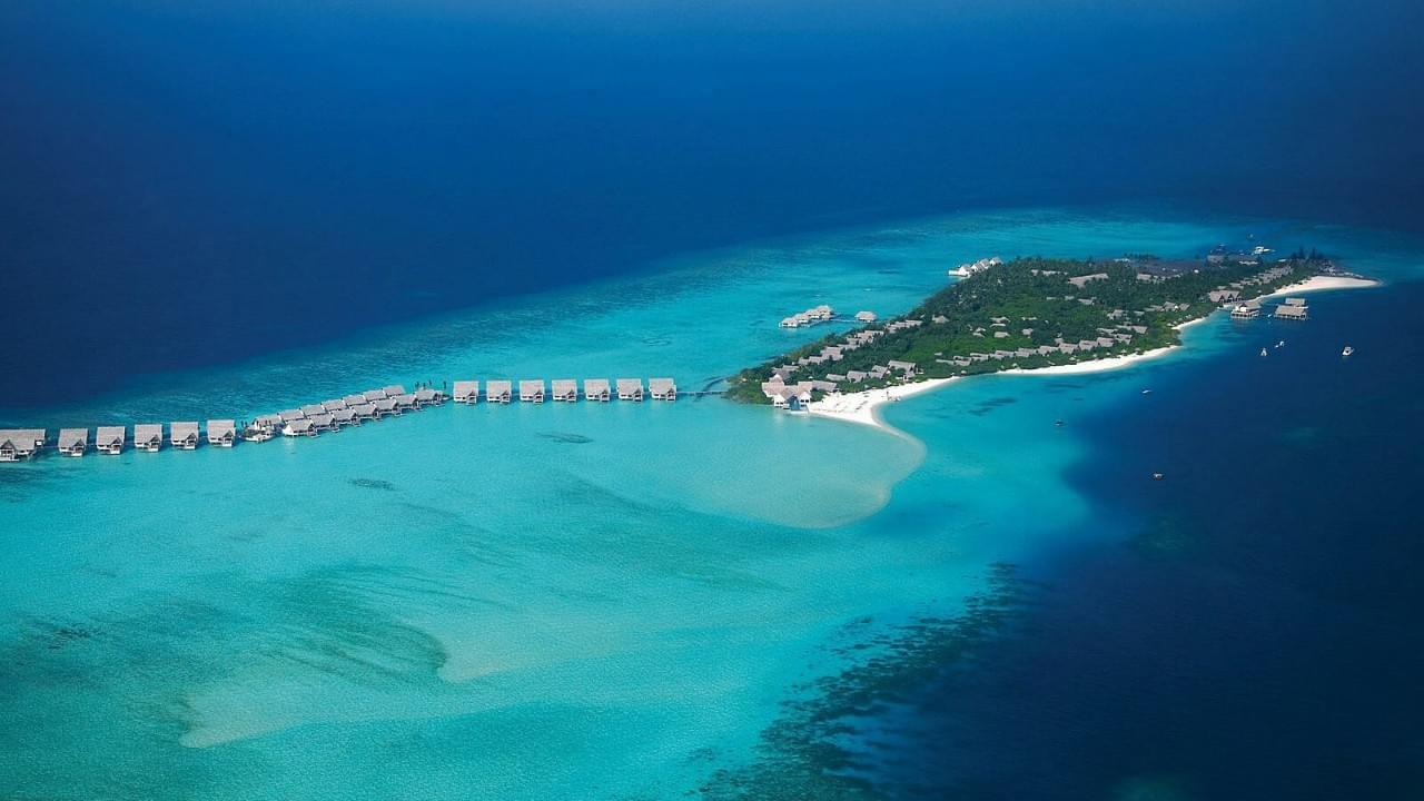 马尔代夫大四季岛兰达吉拉瓦鲁岛度假酒店<br/>Landaa Giraavaru
