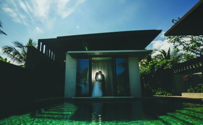 Alila Villas Soori - Wedding 12