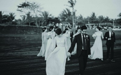Alila Villas Soori - Wedding 27