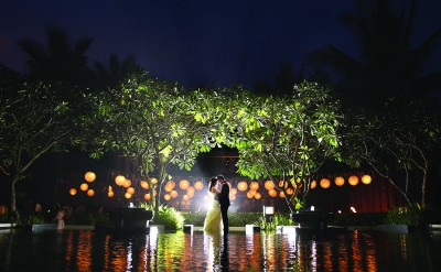 Alila Villas Soori - Wedding 34