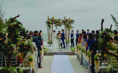 Alila Villas Soori - Wedding 45