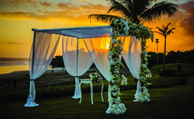 Alila Villas Soori - Wedding Decor 07