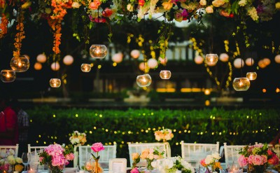 Alila Villas Soori - Wedding Decor 14