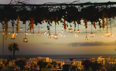 Alila Villas Soori - Wedding Decor 18