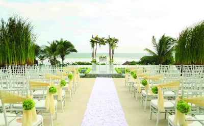 Alila Villas Soori - Wedding Decor 20