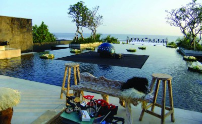 Alila Villas Soori - Wedding Decor 22