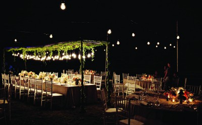 Alila Villas Soori - Wedding Decor 27