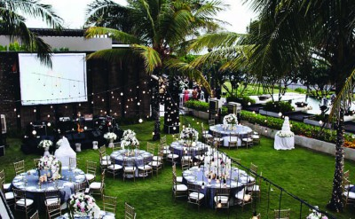 Alila Villas Soori - Wedding Decor 28