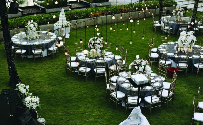 Alila Villas Soori - Wedding Decor 29