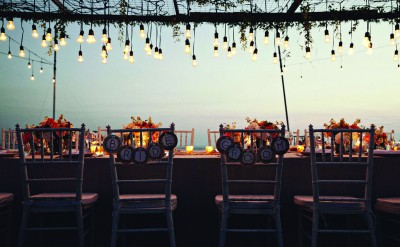 Alila Villas Soori - Wedding Decor 30