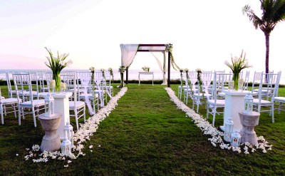 Alila Villas Soori - Wedding Decor 31