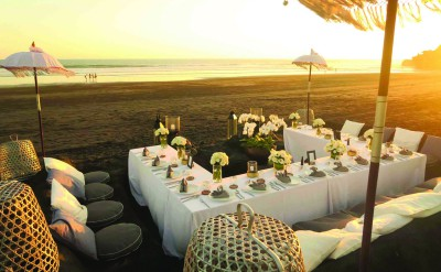 Alila Villas Soori - Wedding Decor 33