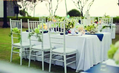 Alila Villas Soori - Wedding Decor 35