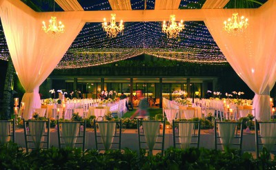 Alila Villas Soori - Wedding Decor 36