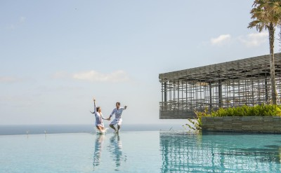 Alila Villas Uluwatu - Weddings 14