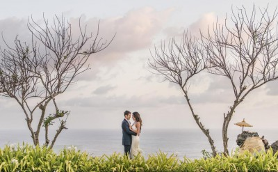 Alila Villas Uluwatu - Weddings 20