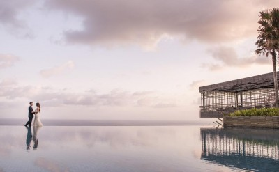 Alila Villas Uluwatu - Weddings 22