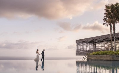 Alila Villas Uluwatu - Weddings 23
