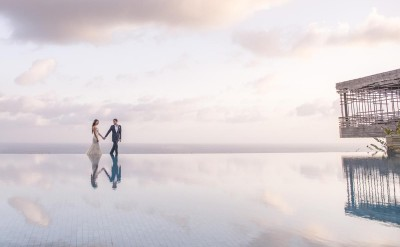 Alila Villas Uluwatu - Weddings 24