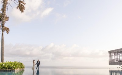 Alila Villas Uluwatu - Weddings 28