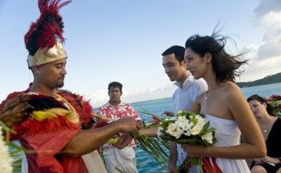 Catamaran Ceremony