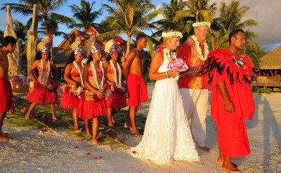 Polynesian-Procession