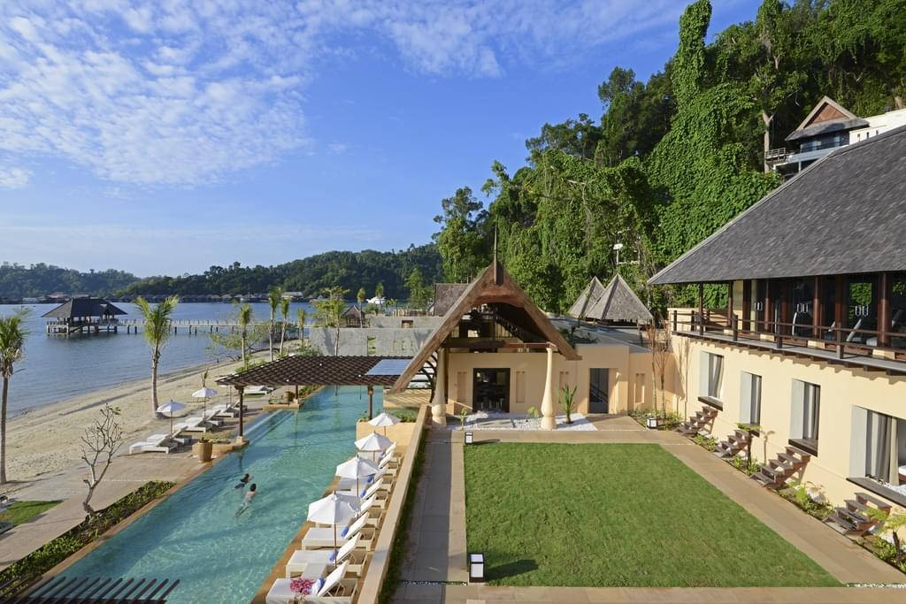 马来西亚沙巴加雅岛度假村<br/>Gaya Island Resort Kota Kinabalu