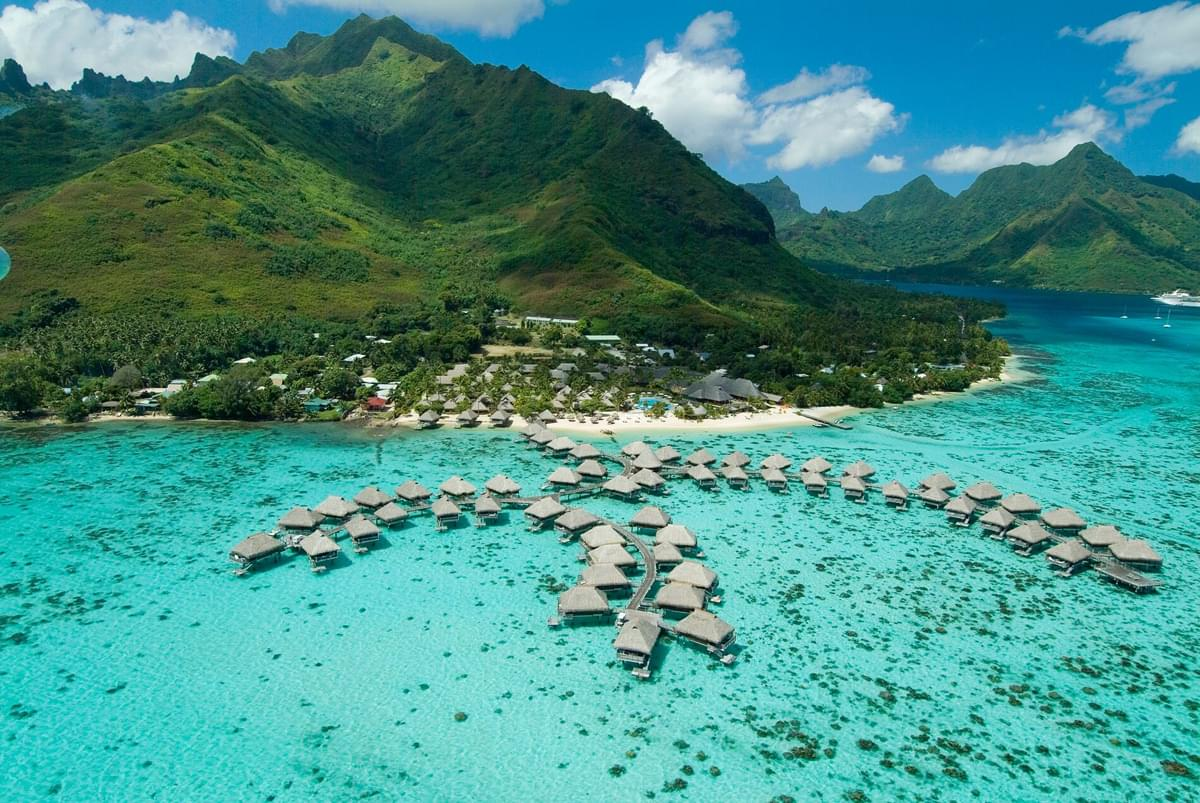 茉莉雅岛希尔顿温泉度假酒店<br/>Hilton Moorea Lagoon Resort and Spa