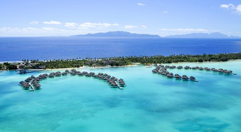波拉波拉岛泰拉索洲际度假村<br/>InterContinental Bora Bora &#038; Thalasso Spa