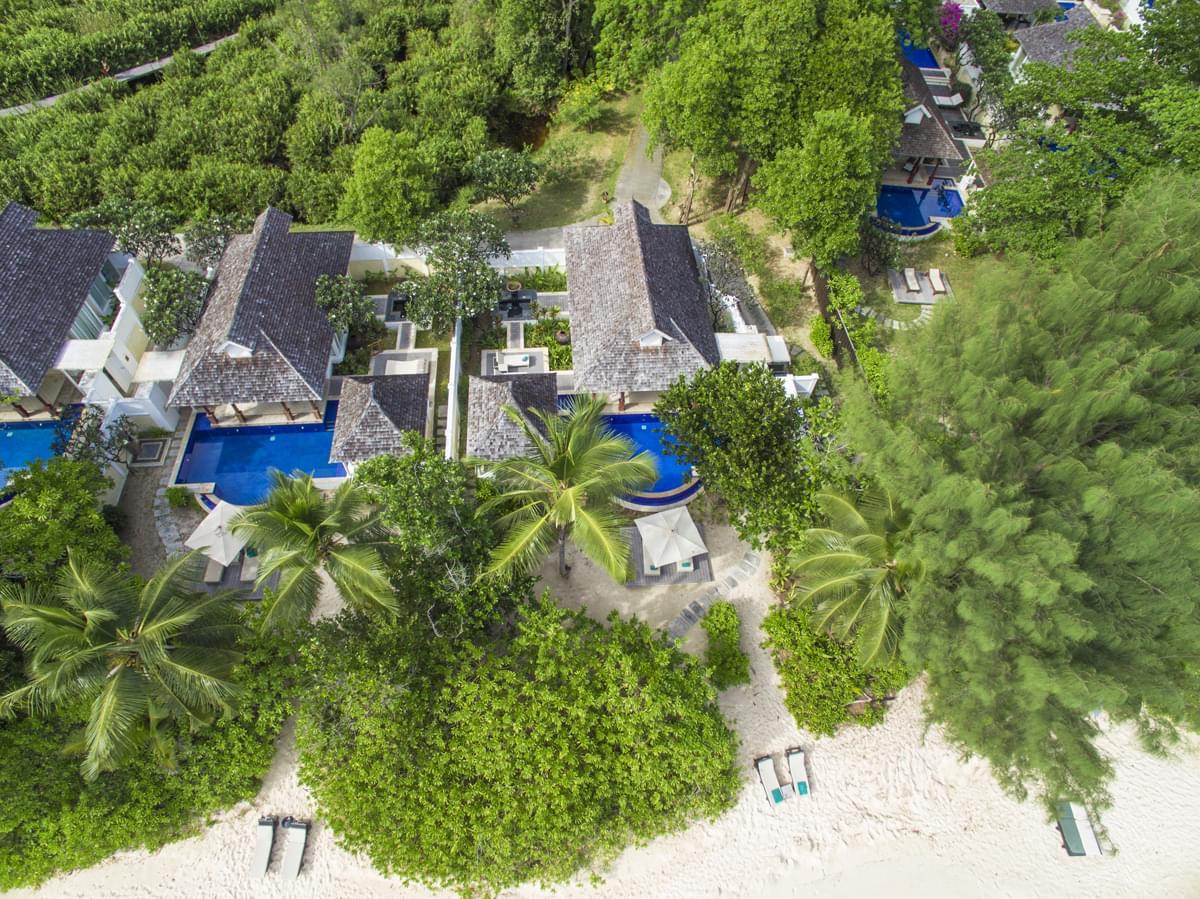 塞舌尔悦榕庄<br/>Banyan Tree Seychelles