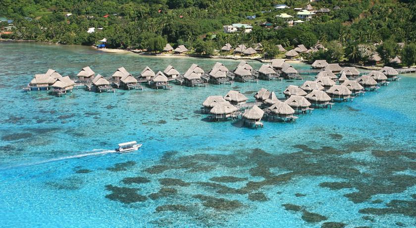 茉莉雅岛索菲特度假村<br/>Sofitel Moorea la Ora Beach Resort