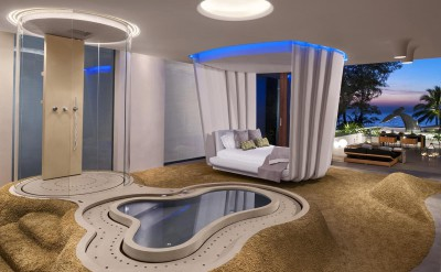 Penthouse-Bedroom