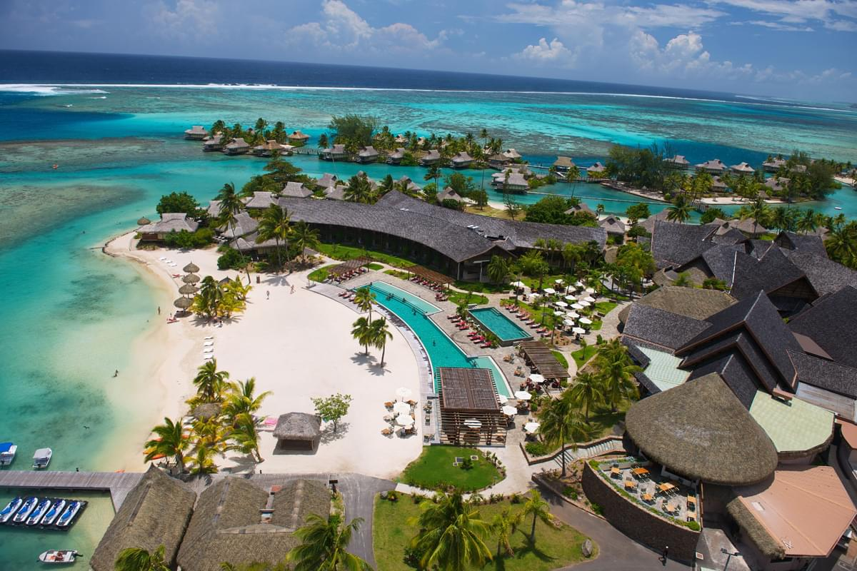 茉莉雅岛洲际度假酒店<br/>InterContinental Moorea Resort &#038; Spa